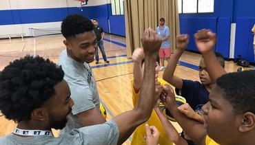 Bruno Caboclo to coach at Basketball Without Borders camp in Colombia