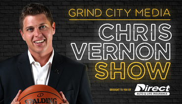 Live @ 9:30AM: Chris Vernon Show