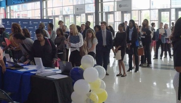 VIDEO: Grizzlies Internship Fair Recap