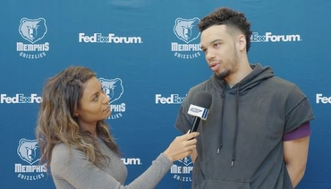 Alexis Morgan goes 1 on 1 with Dillon Brooks