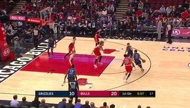 Avery Bradley 15 points @ Bulls 2.13.19
