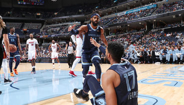 Grizzlies vs. Heat photos 12.14.18