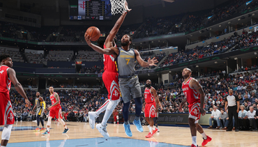Grizzlies vs. Rockets photos 12.15.18