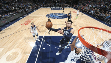 Grizzlies vs. Timberwolves photos 4.9.18