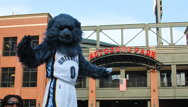 Grit & Grind Night at Autozone Park
