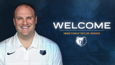 Memphis Grizzlies name Taylor Jenkins head coach