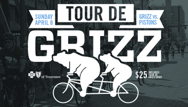 Grizzlies Ninth Annual Tour de Grizz