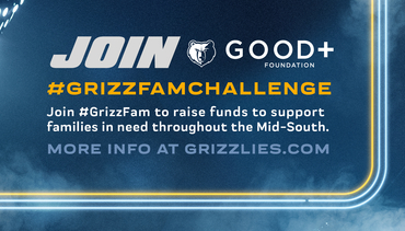 DONATE: #GrizzFamChallenge