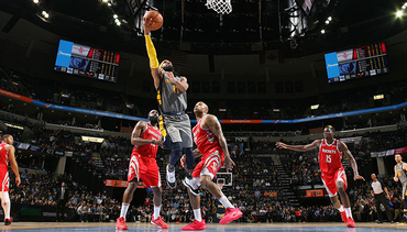 Grizzlies Fall Short against Rockets