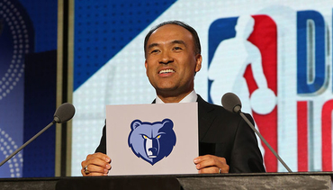 MikeCheck: Scenes And Sounds From Sequestered NBA Lottery Room as Grizzlies Land No. 4 Draft Pick