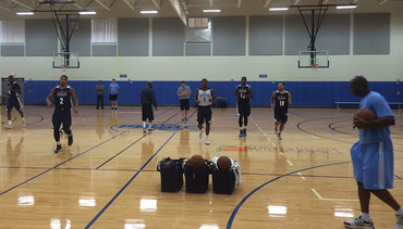 Summer League Practice: July 9