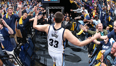 Win the ultimate Grizzlies Fan Experience