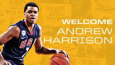 Grizzlies acquire Draft Rights to Andrew Harrison