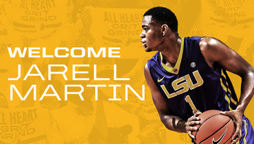 Grizzlies select Jarell Martin in 2015 NBA Draft