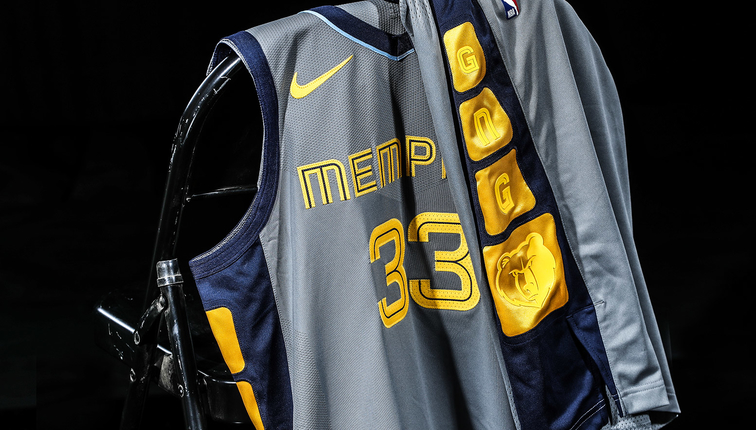 6543579c61b Memphis Grizzlies unveil City Edition  Main Event  Nike uniform ...