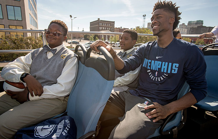 "4th annual ""Welcome to Memphis"" Bus Tour"
