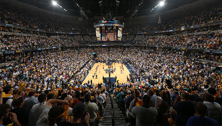 The FedExForum