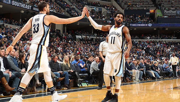 Grizzlies say Conley will play Friday against Sacramento