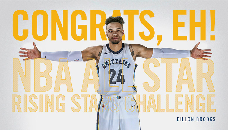 Jamal Murray Named to World Roster for Mtn Dew Kickstart Rising Stars Challenge
