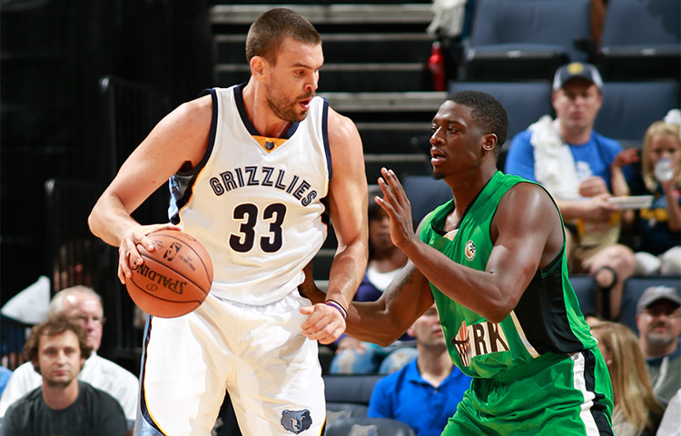 Grizzlies vs. Maccabi Haifa: Photos