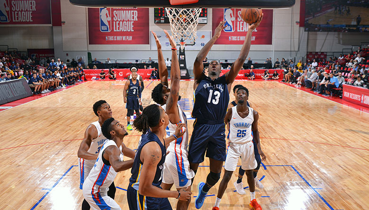 c2d845341e1 MikeCheck  Five Things We Learned From Grizzlies  Summer League Play in  Salt Lake City and Las Vegas