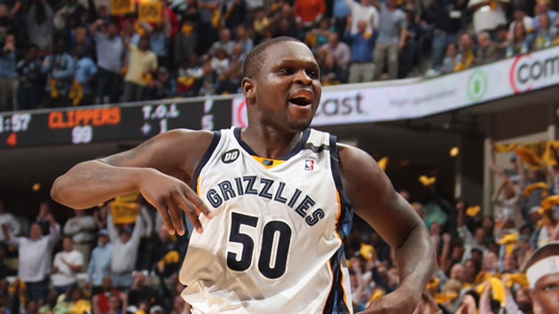 2caa776b8 Mayor Wharton declares Friday Zach Randolph Day