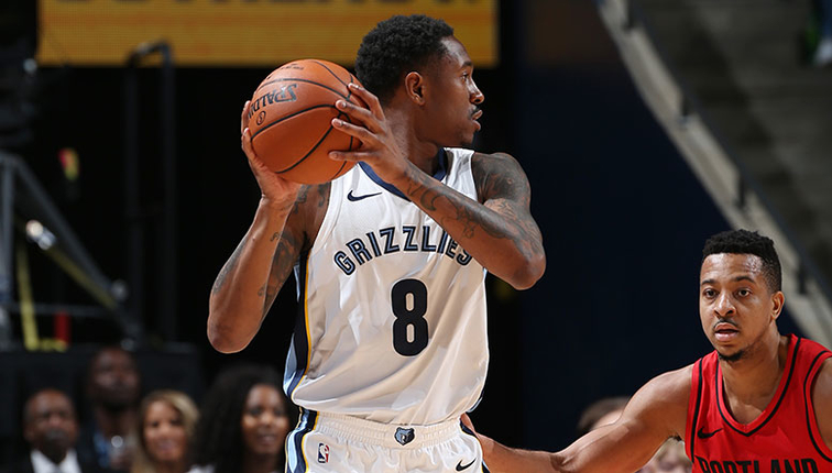 Grizzlies sign MarShon Brooks, Omari Johnson to multiyear deals