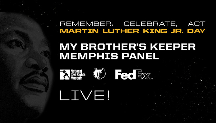 My Brother's Keeper Memphis Panel