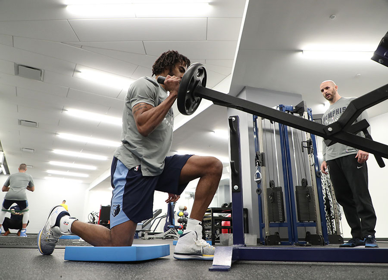 Behind-The-Scenes with Mike Conley
