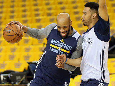 Grizzlies gear up for Game 2
