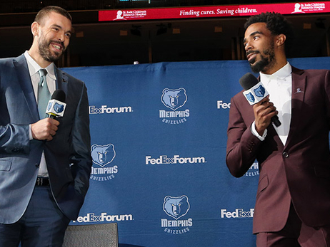 Grizzlies 15th Annual Tip-off Luncheon Recap