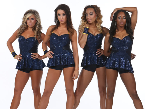 Grizzlies to host first round of 2014-15 Grizz Girls auditions July 12