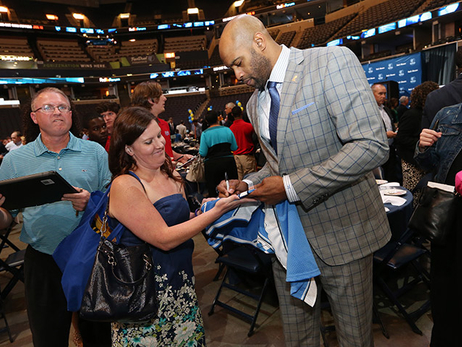 Grizzlies 15th Annual Tip-off Luncheon photos pt.1