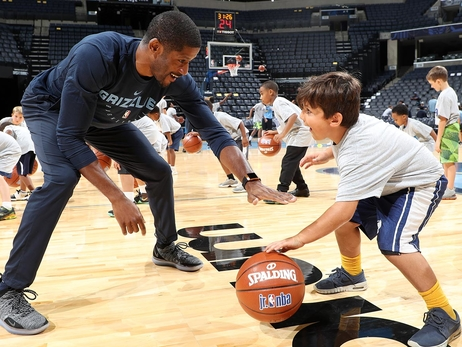 Memphis Grizzlies to host Veterans Day Clinic on Monday, November 12 at FedExForum