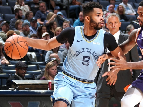MikeCheck: Grizzlies cut Harrison as confidence grows in Temple, Mack entering 3-game trip