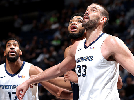 Postgame Report: Grizzlies Take Down Timberwolves 100-87