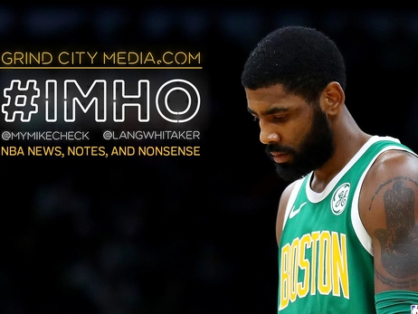 #IMHO: The Celtics, Rockets, The Brow and the MLK Celebration