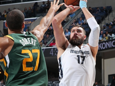 Postgame Report: Strong Second Half Helps Grizzlies Get Past Jazz, 114-104
