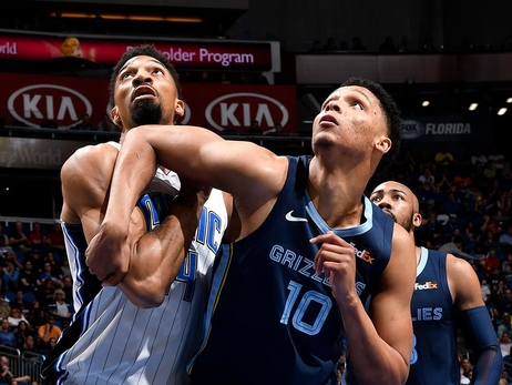 Postgame Report: Shorthanded Grizzlies Stumble to Magic in OT, 123-119