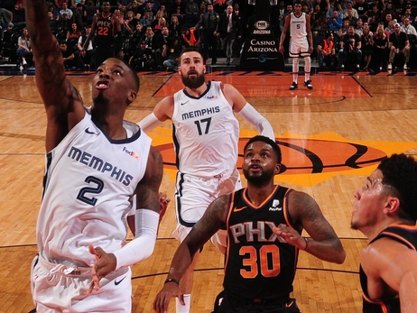Postgame Report: Grizzlies Complete Biggest Comeback of the Season to Sink Suns, 120-115