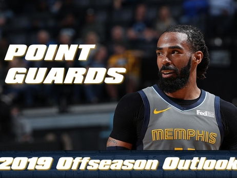 2019 Offseason Outlook: Point Guards (Mike Conley)