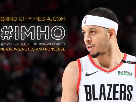 #IMHO featuring Seth Curry