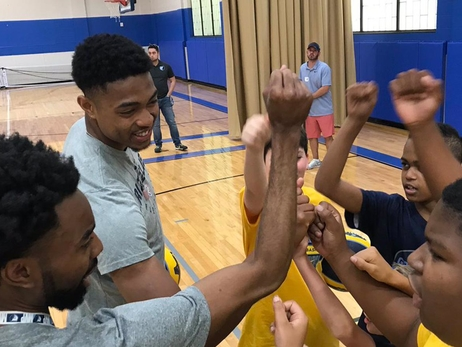 Grizzlies forward Bruno Caboclo to coach top prospects at first Basketball Without Borders camp in Colombia