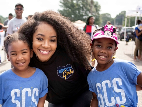 Shelby County Schools Back to School Block Party Photos