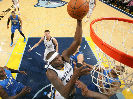 Grizzlies vs. Magic - 1/26/15