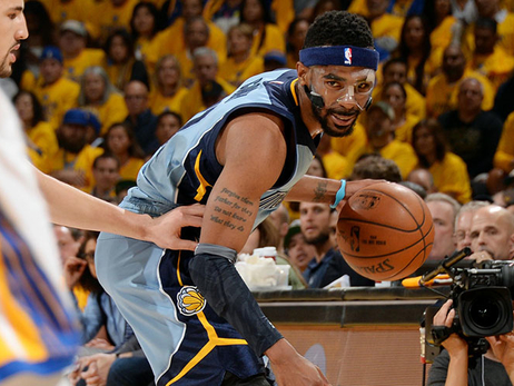 Mike Conley returns for Game 2