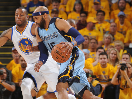 Game 2: Grizzlies at Warriors - Gallery 3