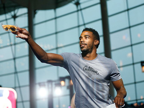 Mike Conley in Beijing