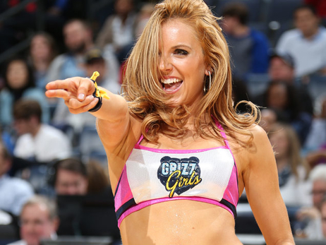 Grizz Girls Oct/Nov Pt. 2