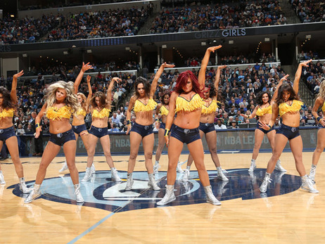 Grizz Girls Dec Pt. 1